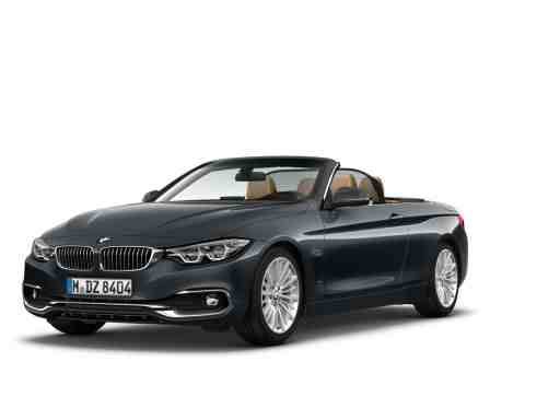 BMW 4er 420i Cabrio Luxury Line