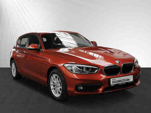 BMW 1er 116d Advantage
