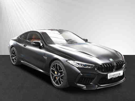 BMW M M8 Competition xDrive Coupe