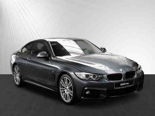 BMW 4er 420d Coupe M Sport