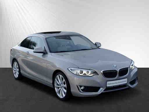BMW 2er 225d Steptronic Coupe Luxury Line