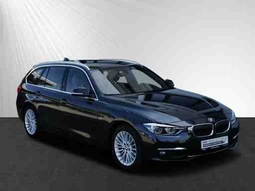 BMW 3er 320i Touring Luxury Line