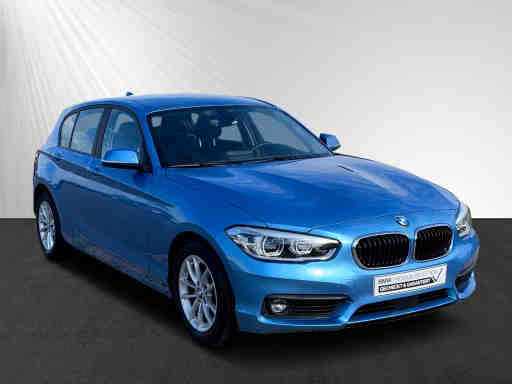 BMW 1er 118d Advantage