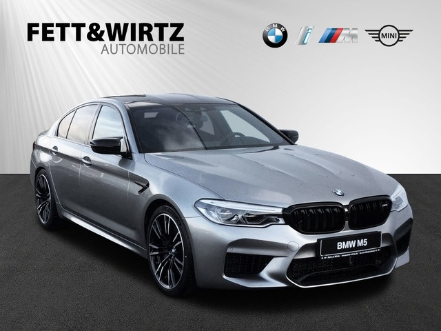 BMW M5 Competition xDrive