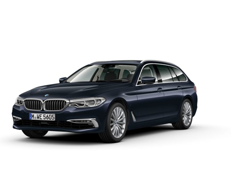 BMW 525d Touring Luxury Line