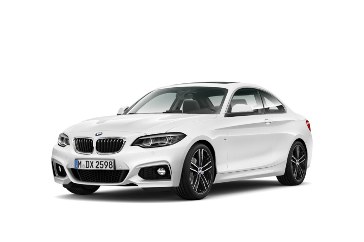 BMW 225d Steptronic Coupe M Sport