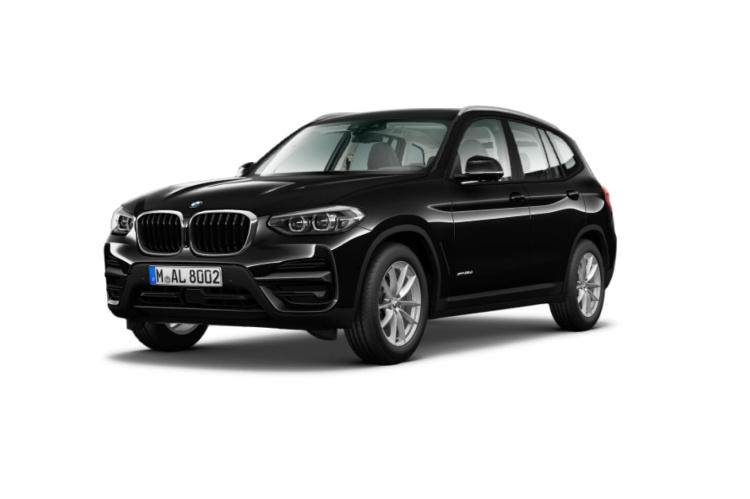 BMW X3 xDrive20d ADVANTAGE AT