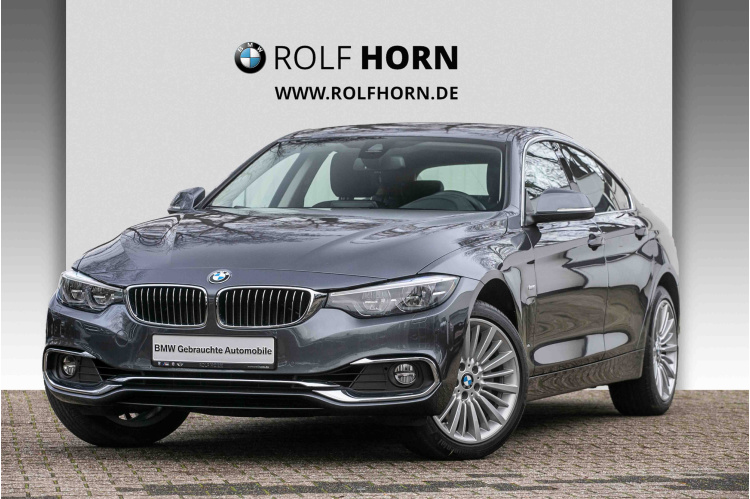 BMW 440i xDrive Gran Coupe Luxury Line