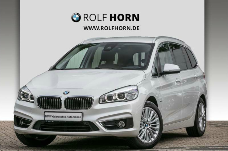 BMW 218d Gran Tourer Luxury Line