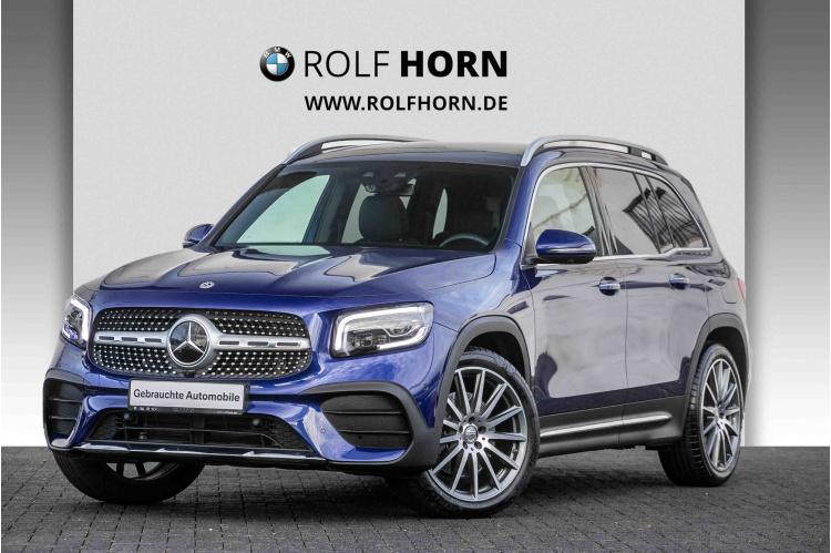 Mercedes-Benz GLB 250 4MATIC DCT