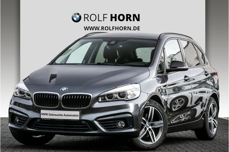 BMW 216d Active Tourer Sport Line