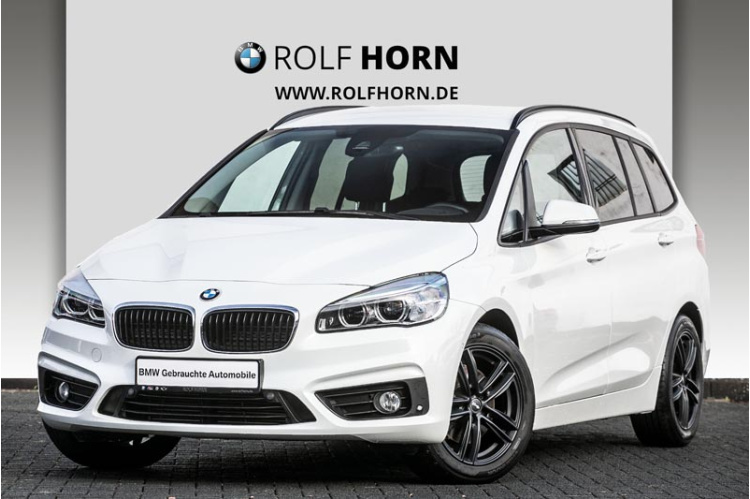 BMW 218d Gran Tourer Advantage