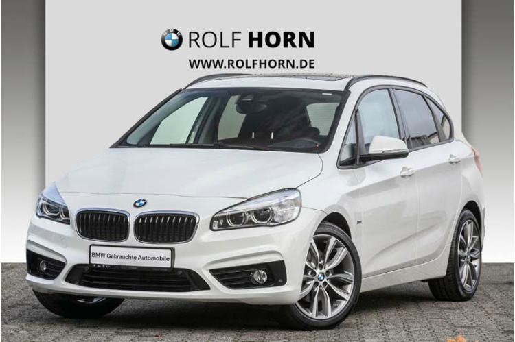 BMW 220i Active Tourer Sport Line