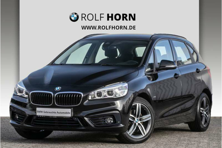 BMW 218d Active Tourer Sport Line
