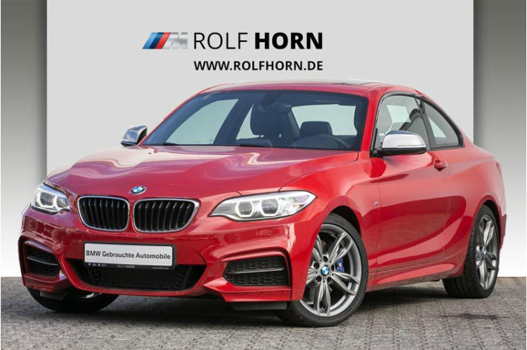 BMW M240i Steptronic Coupe