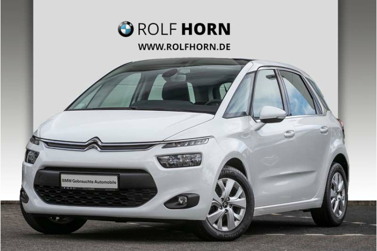 Citroën C4 Picasso BlueHDi 120 Stop&Start Seduction EAT6