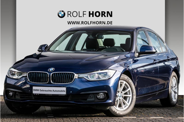 BMW 330e iPerformance Advantage
