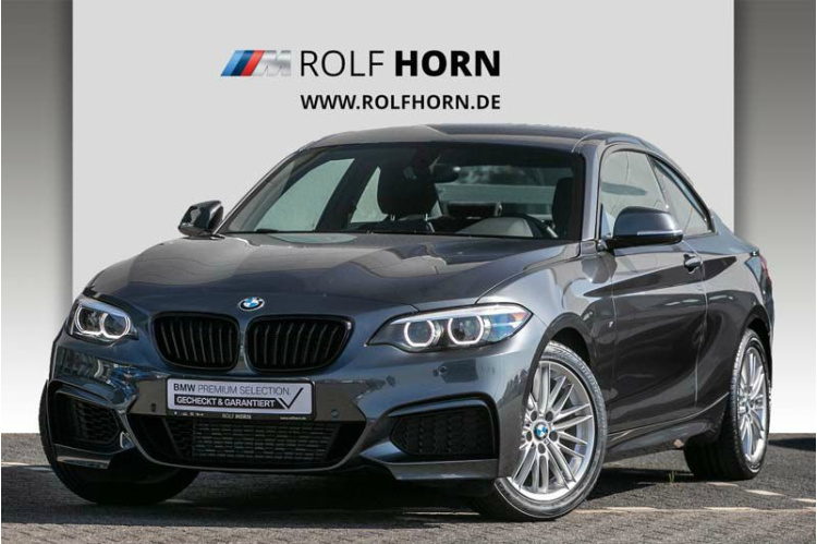 BMW 218i Coupe M Sport