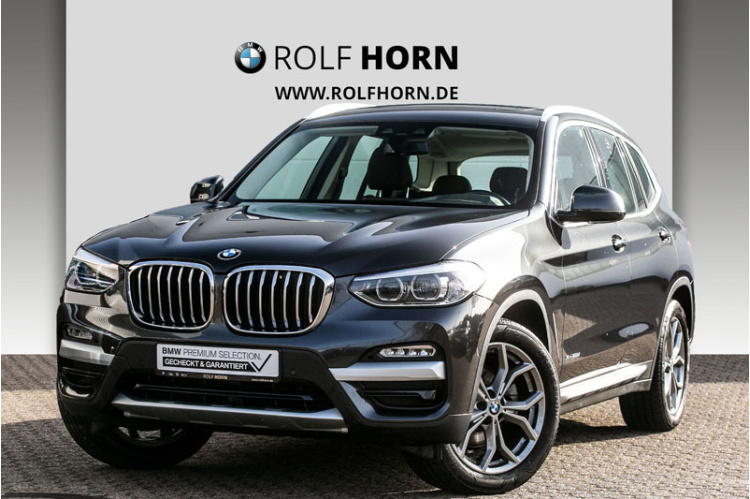 BMW X3 xDrive20d xLine AT