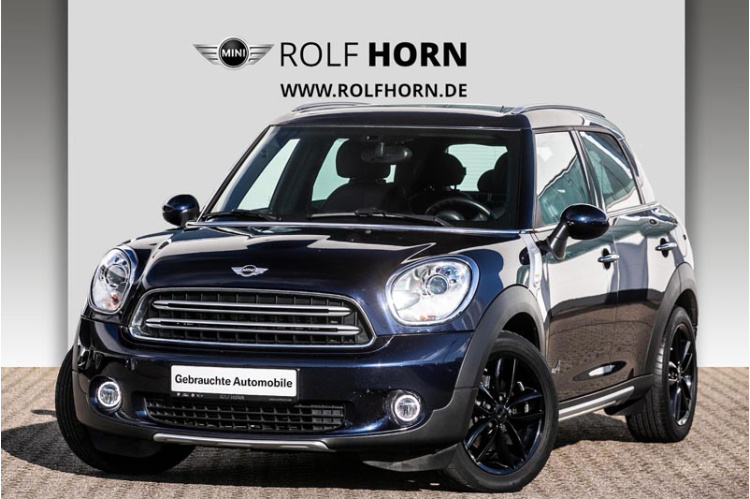 MINI Countryman Cooper D ALL4 AT