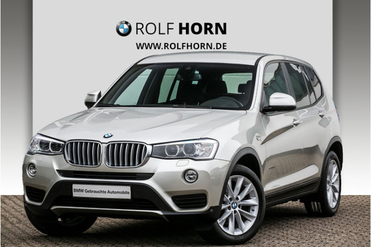 BMW X3 xDrive30d xLine AT