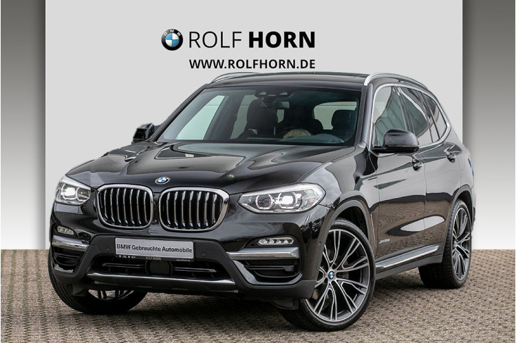 BMW X3 xDrive20d Luxury Line AT