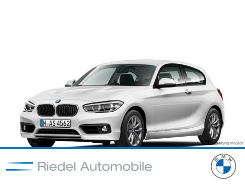 BMW 118i Advantage, Gebrauchtfahrzeug, Riedel Automobile GmbH, 46535 Dinslaken