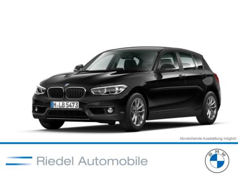 BMW 118d Advantage, Gebrauchtfahrzeug, Riedel Automobile GmbH, 46535 Dinslaken
