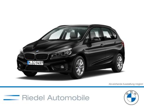 BMW 218d Active Tourer Advantage, Gebrauchtfahrzeug, Riedel Automobile GmbH, 46535 Dinslaken