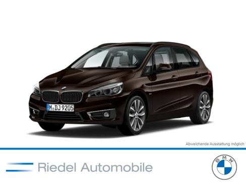 BMW 218d Active Tourer Luxury Line, Gebrauchtwagen, Riedel Automobile GmbH, 46535 Dinslaken