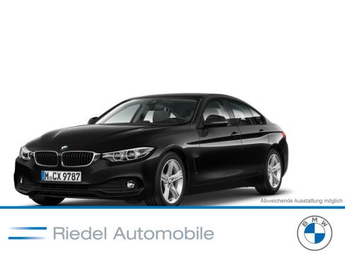 BMW 420i Gran Coupe Advantage