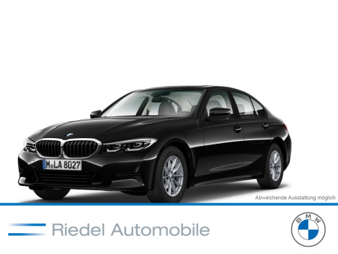 BMW 320i Automatik, Dienstwagen, Riedel Automobile GmbH, 46535 Dinslaken