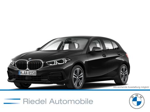 BMW 118i Advantage, Neuwagen, Riedel Automobile GmbH, 46535 Dinslaken