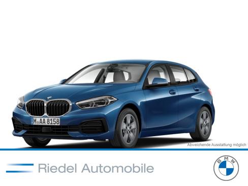 BMW 118i Advantage, Neufahrzeug, Riedel Automobile GmbH, 46535 Dinslaken