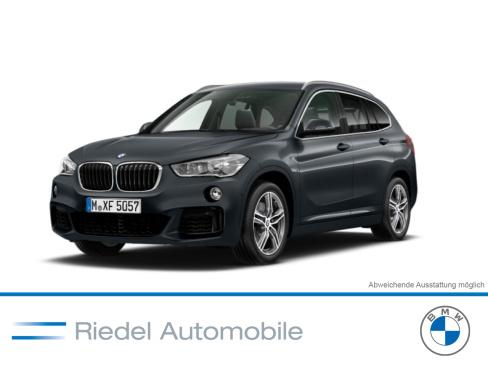 BMW X1 sDrive18i M Sport, Gebrauchtfahrzeug, Riedel Automobile GmbH, 46535 Dinslaken