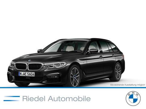 BMW 530d Touring, Dienstwagen, Riedel Automobile GmbH, 46535 Dinslaken