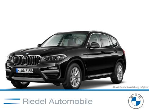 BMW X3 xDrive20i xLine AT, Dienstwagen, Riedel Automobile GmbH, 46535 Dinslaken