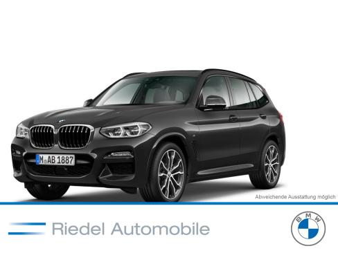 BMW X3 xDrive20d M SPORT AT, Neuwagen, Riedel Automobile GmbH, 46535 Dinslaken