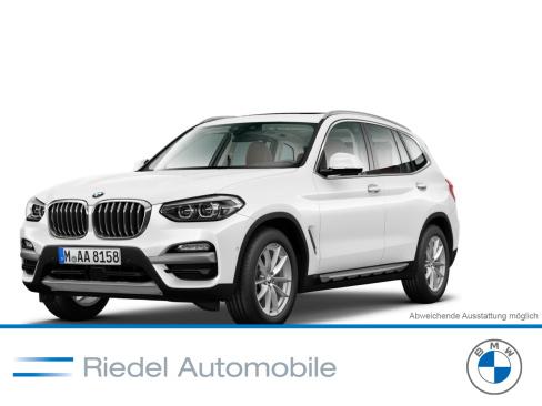 BMW X3 xDrive30i xLine AT, Dienstwagen, Riedel Automobile GmbH, 46535 Dinslaken