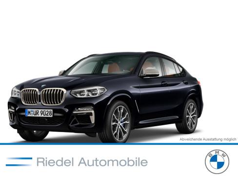 BMW X4 M40d, Dienstwagen, Riedel Automobile GmbH, 46535 Dinslaken