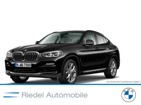 BMW X4 xDrive20d AT xLine, Dienstwagen, Riedel Automobile GmbH, 46535 Dinslaken