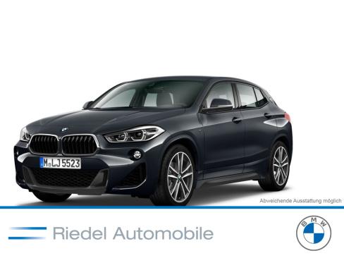 BMW X2 sDrive18i M Sport, Dienstwagen, Riedel Automobile GmbH, 46535 Dinslaken