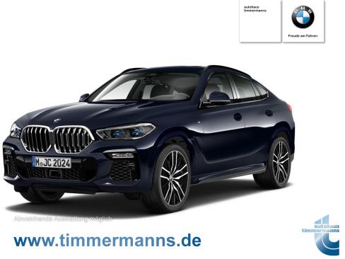 BMW X6 xDrive30d, Neuwagen, Timmermanns Düsseldorf, 40549 Düsseldorf
