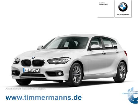BMW 118i Advantage, Gebrauchtwagen, Timmermanns Neuss, 41460 Neuss