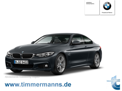 BMW 430d Coupe M Sport, Gebrauchtwagen, Timmermanns Neuss, 41460 Neuss