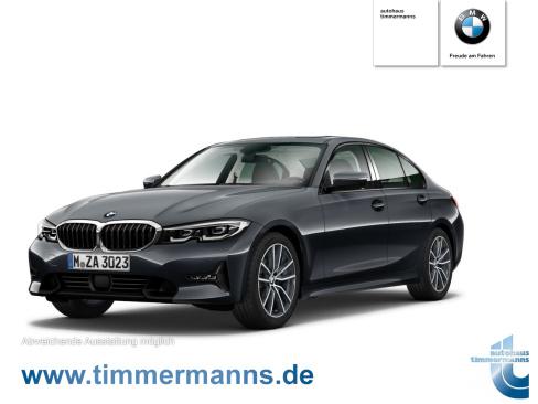 BMW 330i xDrive Sport Line Automatic, Neuwagen, Timmermanns Neuss, 41460 Neuss
