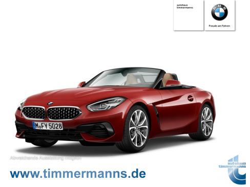 BMW Z4 sDrive20i Sport Line Cabrio, Neuwagen, Timmermanns Neuss, 41460 Neuss