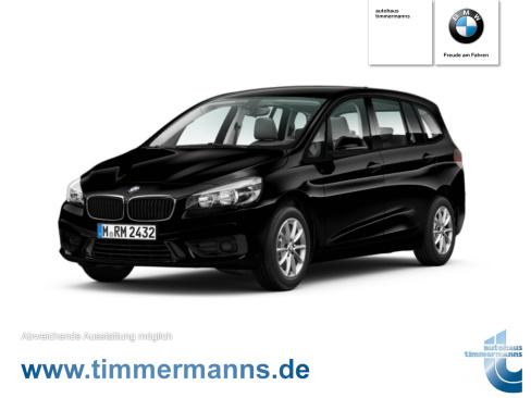 BMW 216i Gran Tourer, Gebrauchtwagen, Timmermanns Kaarst, 41564 Kaarst