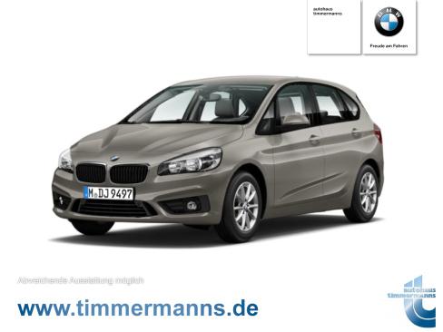 BMW 218d Active Tourer Advantage, Gebrauchtwagen, Timmermanns Nettetal, 41334 Nettetal