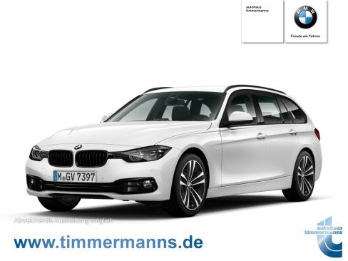 BMW 320d xDrive Touring, Gebrauchtwagen, Timmermanns Nettetal, 41334 Nettetal